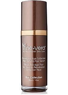 Amazon Com Vine Vera Merlot Coleccion Resveratrol Ojo Coleccion Circulo Oscuro Crema De Ojos Beauty