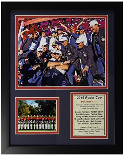 2016 Ryder Cup Champions - USA 11