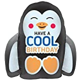 Have A Cool Birthday Penguin Shape 23