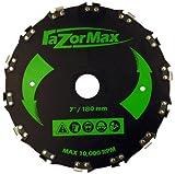 Maxpower 12580 7' Razor Max Brushcutter Blade Replaces Razor Max JM775