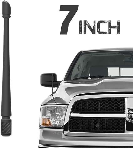 "21/"" Antenna Mast Black for DODGE RAM 1500 2002-2008 NEW"