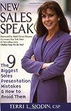New Sales Speak, Terri L. Sjodin, 0471395706