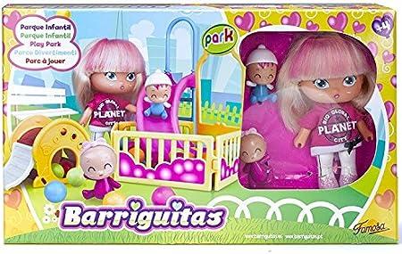 Famosa 12097 Barriguitas -Playset Lugares Divertidos (Famosa 700012097) (Modelos aleatorios): Amazon.es: Juguetes y juegos
