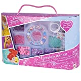 Disney Princess Bead Jewellery Making Set Kids' Make Your Own Charm Bracelet Kit