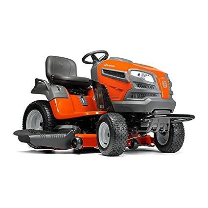 Amazon.com: Tractor Husqvarna LGT2654 hydro light ...