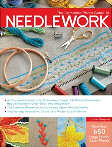 Read The Complete Photo Guide to Needlework PDF