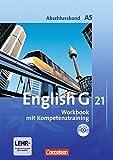 English G 21 - Ausgabe A: Abschlussband 5: 9. Schuljahr - 5-jährige Sekundarstufe I - Workbook mit CD-Extra (CD-ROM und CD auf einem Datenträger): Mit ... zum Wortschatz der Bände 1-5 auf CD