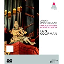 Organ Spectacular (DVD Audio)