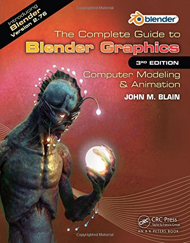 1498746454 - The Complete Guide to Blender Graphics: Computer Modeling & Animation, Third Edition
