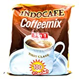 Indocafe Coffeemix 3 in 1 Coffee 2000 Gram (70.54 Oz) 100-ct @ 20 Gram