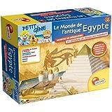 Lisciani - F45150 - Jeu D'exploration - Le Monde De L'egypte Antique