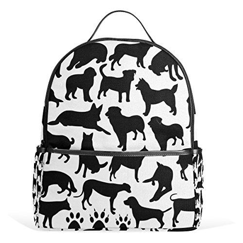 TIZORAX - Bolso mochila para mujer Pattern-10 talla única Pattern-6