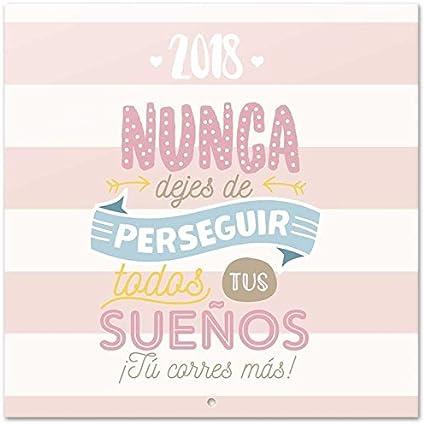 Grupo Erik Editores CP18060 - Calendario 2018: Amazon.es: Oficina ...