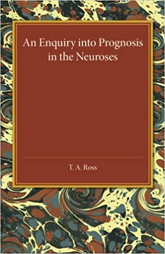 Book An Enquiry into Prognosis in the Neurosis