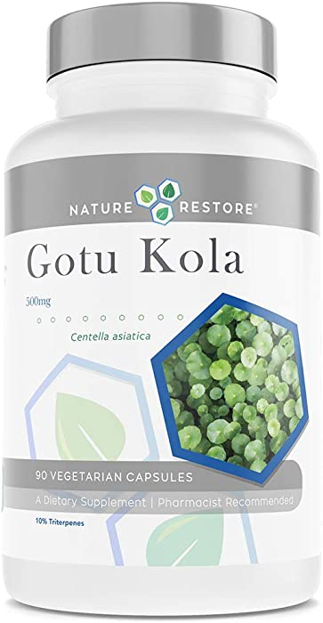 The Best Gotu Kola Nature Restore