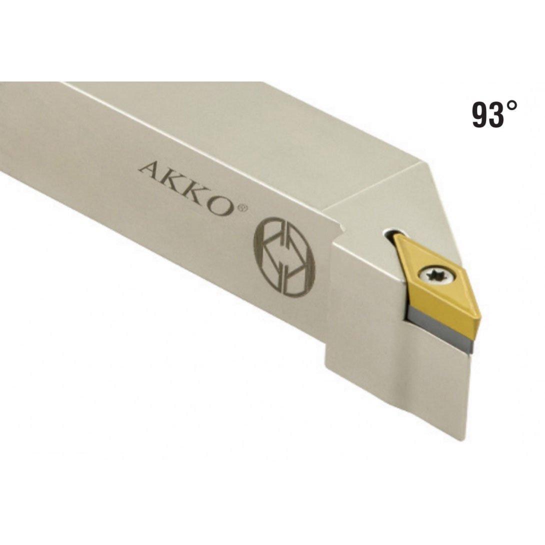 f/ür ISO Wendeplatten VCMT 1604 AKKO Drehhalter SVJCL 2020 K16-20x20 mm