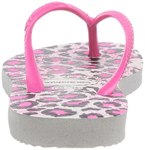Havaianas Slim Infradito rose Bambino ragazza White Fashion AOrARqx