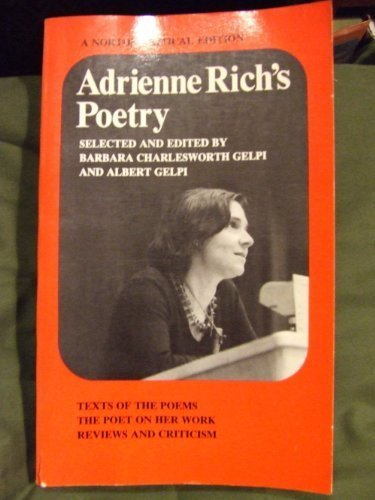 """a comparing and contrasting in adrienne rich poems That is what rape by adrienne rich is i'm going to be comparing this poem with rupi kaur's version of a """"rape poem"""" from her milk and honey novel and."""