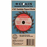 Crain Cutter 787 3-3/8-Inch 18 Tooth Wood Saw Blade for 795 Toe Kick Saw фото