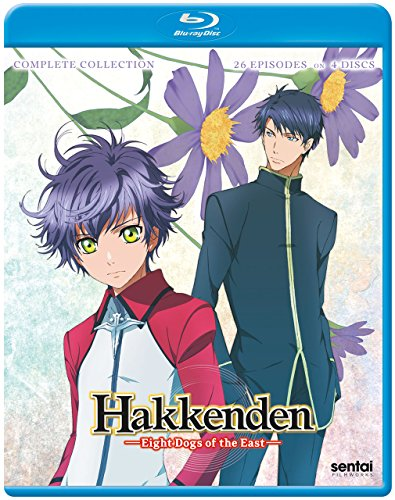 Hakkenden: Eight Dogs of the East: Complete Coll [Blu-ray]