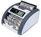 Kolibri Ace Money Counter UV/MG/IR Counterfeit Bill Currency Detection
