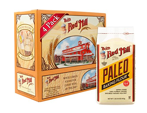 Bob's Red Mill Paleo Baking Flour, 16-ounce (Pack of 4)