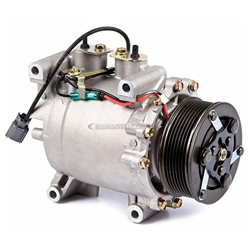 Brand New Premium Quality AC Compressor & A/C Clutch For Acura RSX & Honda Civic - BuyAutoParts 60-01616NA New