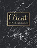 Client Tracking Book: Hairdresser Appointment Log