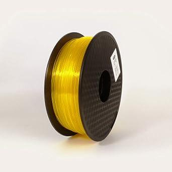 Filamento de impresión 3D, Fayella TPU Filamento flexible ...