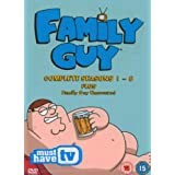 Family Guy Series 1-6 - Complete Box Set