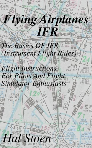 Picture of a Flying Airplanes IFR The Basics