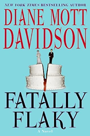 book cover of Fatally Flaky