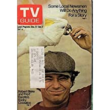 1975 TV Guide December 27 - Baretta; Mickey Mouse; Starsky and Hutch; Beethoven