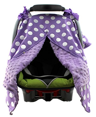 Dear Baby Gear Carseat Lavender product image
