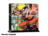LoveBlue Uzumaki Vinyl Sticker Skin For PS4 PlayStation 4 Console+Free Controller Cover Decal