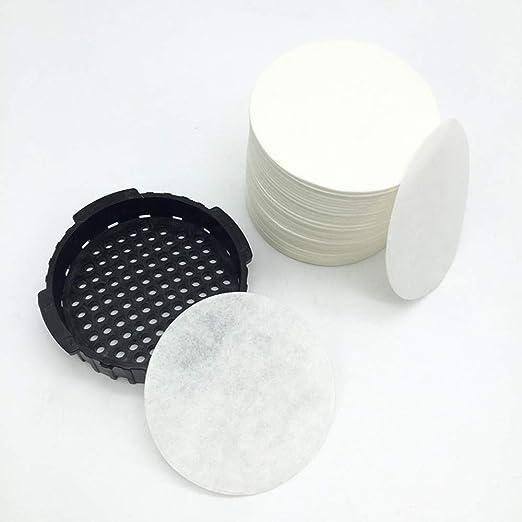 350 filtros de papel profesional para cafetera de repuesto para ...