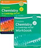 img - for Complete Chemistry for Cambridge IGCSE Student Book and Workbook Pack book / textbook / text book