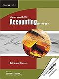 Cambridge IGCSE Accounting Workbook (Cambridge International IGCSE)