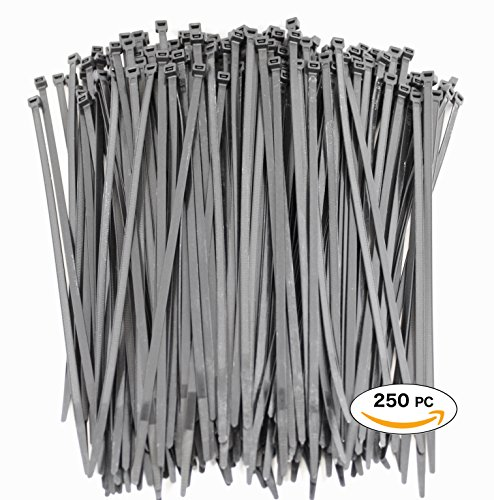7 nylon cable ties - 5