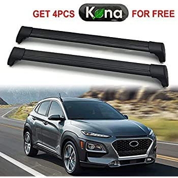 Amazon Com Kpgdg 2pcs Fit For Hyundai New Kona 2018 2019