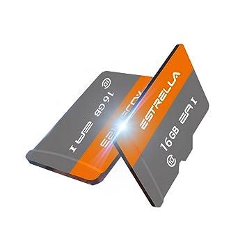 Amazon.com: Tarjeta de memoria Micro SD SDHC UHS-I Class10 ...