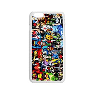 DASHUJUA The Avengers Design Best Seller High Quality Phone Case For Iphone 6