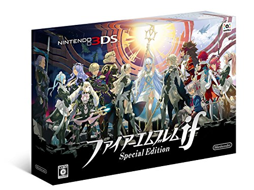 New Nintendo 3ds Only Fire Emblem If Special Edition Japan Import by New Nintendo 3DS