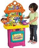 Dora Kitchen Play Set Dora the Explorer: Sizzling Surprises Kitchen