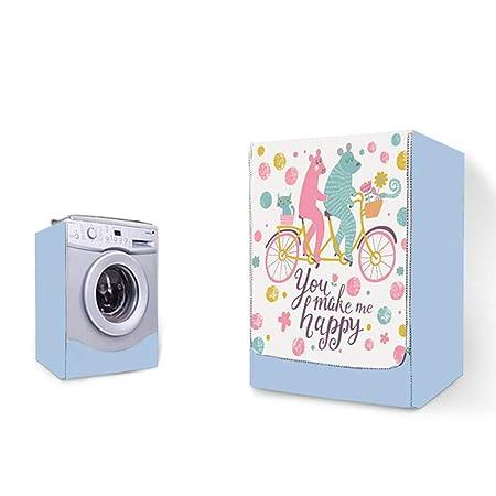 AKEfit Cubierta clasificada lavadoras, 60 x 64 x 85 cm, Adecuada ...