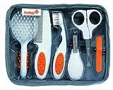 Safety 1st 38532760 - Kleines Pflegeset , 6-teiliges Set für die Babypflege mit praktischem Reisetäschchen