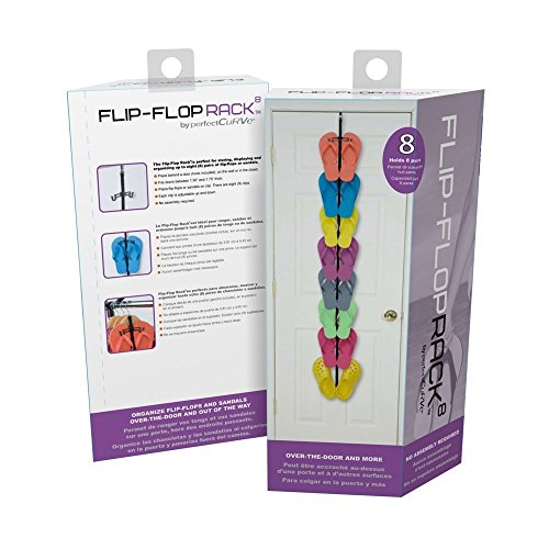 Flip Flop Rack By Perfect Curve