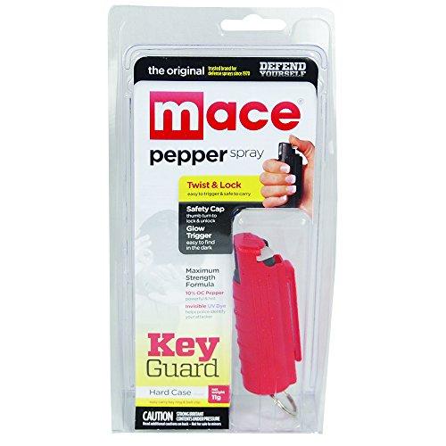 Mace-10-OC-UV-11-Gram-Twist-Lock-Cap-Pepper-Spray-Red-Hard-Case-with-Key