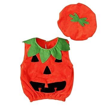 Miyanuby Disfraz de Halloween para Bebé Niños Disfraz de ...