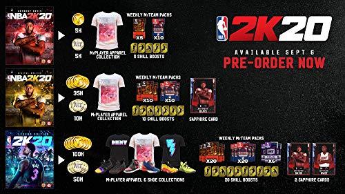 51vcLTZtkIL - NBA 2K20 Legend Edition - Xbox One